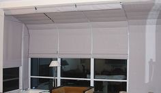 Skylight Shades and Blinds - Motorized Skylight Shades in NYC