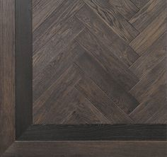 #oak and #wenge plank border Flooring