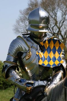 Suits of armor are perfect decor for a medieval theme http://www.collection26.com/