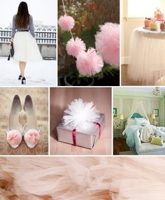 Mood Board Monday: Tulle (http://blog.hgtv.com/design/2013/02/18/mood-board-monday-tulle/?soc=pinterest)