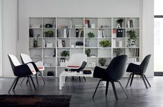 Visitors chairs-Side chairs   Office chairs   pulse conference. Check it out on Architonic