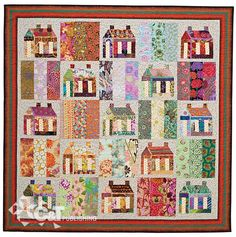 CT publishing house quilt