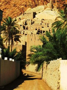 Oman - Nizwa -Misfat al Abreen                                                                                                                                                                                 More