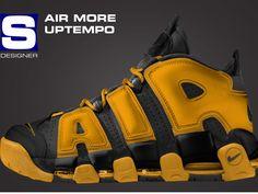 Air more uptempo