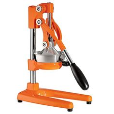 Tramontina HeavyDuty CommercialGrade Citrus Press Orange -- You can get additional details at the image link.