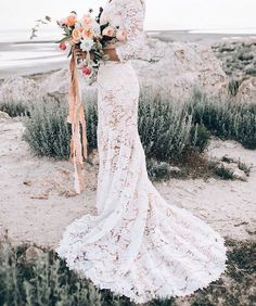 It doesn't hurt for a girl to dream of her wedding day. One day when the time is right with the right one