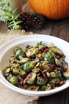 It seems like the general consensus on brussels sprouts is that you either love them or hate them. Same with the smell of any cooking brussels or cabbage. I know a lot of people who cannot stand the smell of it. I however am not one of those people. The smell of roasting sprouts...Read More »