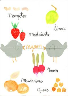 nyam!  eat greens!  ©i.vila