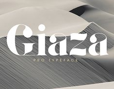 "Check out this @Behance project: ""Giaza Pro 