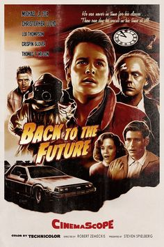 Back to the Future by Ralf Krause