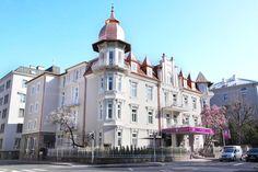 Hotel Villa Carlton Salzburg