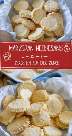 Cookie Desserts, Cookie Recipes, Snack Recipes, Dessert Recipes, Snacks, No Bake Cookies, Cake Cookies, German Baking, Best Christmas Recipes