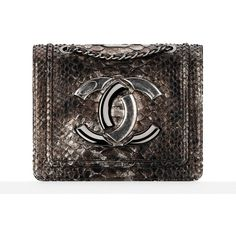 Chanel Just Released a Giant Pre-Collection Fall 2016 Lookbook; Check... ❤ liked on Polyvore featuring bags, handbags, chanel handbags, hand bags, beaded hand bags, chanel bags and embroidered bags