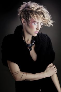 COIF/LIFE (Coiffure.org by UBK/UCB) | HAIR TRENDS | Pinterest
