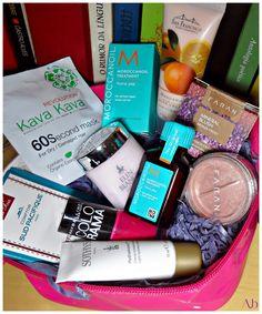 Glam Guru Israel: Beauty Box Internacional inédita no Brasil   Acorda, Bonita!