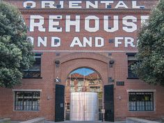 San Francisco – Oriental Warehouse Loft