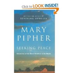 This book is so special to me.  I am almost finished with it & I can't stand it!  I just want it to keep going.  Mary Pipher is a psychologist who chronicles her life, everything good and bad, and looks at it through the lens of psychology, a child, and a woman.  I rarely highlight in my books, and I have just colored the pages of this book.  So many great quotes & words to live by.