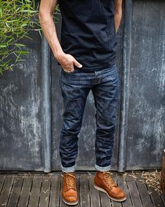 enjoying the last warm days... @3sixteen heavyweight pocket tee black…