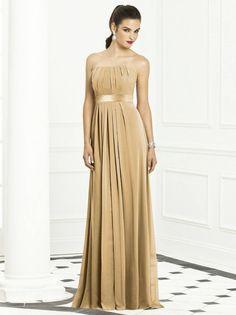 Astounding Gold Bridesmaid Dresses - Wedding Fuz #137 (17 Photos) | Wedding Fuz