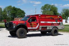 ford f-350 Brush Fire Trucks with offroad tires | Attack 8 - 2009 Ford F-550/General Fire Equipment - 700gpm/500gal ...