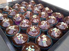 Cheesecake Cupcakes, Mini Cupcakes, Cupcake Cakes, Sweet Desserts, Dessert Recipes, Cap Cake, Cake Pops, Nutella, Muffins