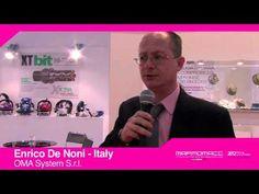 Marmomacc 2012: Enrico De Noni interview (OMA System s.r.l., Italy)