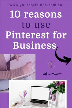Discover 10 reasons why Pinterest is great for marketing your business or blog. Online Marketing Strategies, Email Marketing, Content Marketing, Blog Writing, Writing Tips, Business Tips, Online Business, Sales Tips, Blog Topics