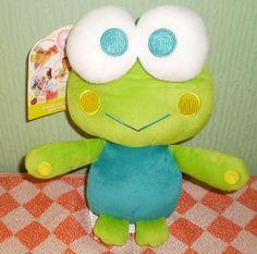 Poppet Pals KEROPPI Soft Toy