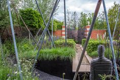 The Living Legacy Garden at the Chelsea Flower Show 2015 / RHS Gardening