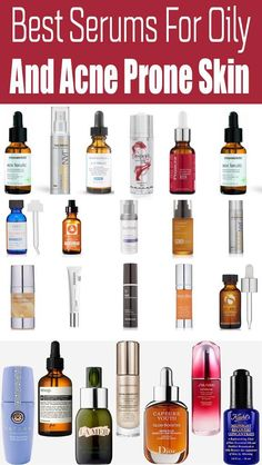 Best Vitamin C Serum For Oily Skin In Virginia - What exactly are face serums and why do we need to use them? Well, some sort of face serum can everything Skincare For Oily Skin, Best Skincare Products, Oily Skin Care, Best Face Products, Skin Products, Serum For Dry Skin, Best Hydrating Serum, Best Vitamin C Serum, Best Face Serum