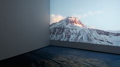 Where the Mountains Meet the Sun, HD video installation. Video Installation, Hd Video, January, Meet, Sun, Mountains, Landscape, Photography, Fotografie