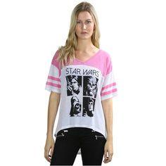 STAR WARS Printed Shirt Plus Sizes