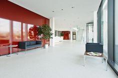 DHPG Dr. Harzem & Partner KG - Werner Works UK- High Quality Office Stackable Furniture - London Showroom Fritz Hansen, Upholstered Furniture, Showroom, Upholstery, London, Amp, Interior, Modern, Table