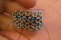 Bead-ah: Triangle weave