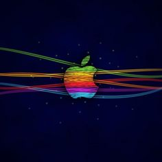 Apple Logo - iPad Wallpaper