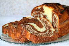 Мраморный кекс на сгущёнке: ca_ira