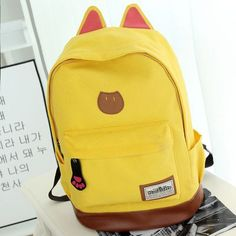 New 2016 Campus Women Girls Backpack Travel Bag Young Canvas Men Backpack  Brand Fashion School Bags 9fb497f39392d
