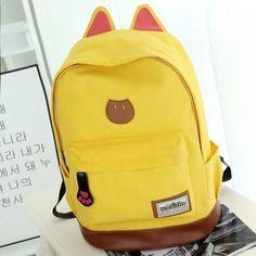 "Cute cat backpack SE9664   Coupon code ""cutekawaii"" for 10% off"