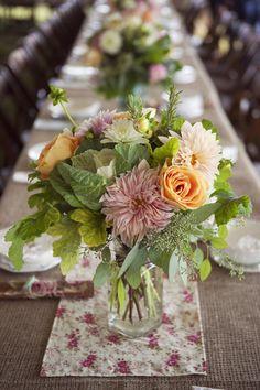 Festejando com Carinho: Farm Wedding - Um lindo casamento rústico!