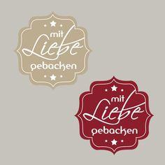 Etikett, Backen, Liebe, Goodie, Küche, Stampin´Up! Stempeln, Craft, basteln, stampin https://www.facebook.com/Colorspell