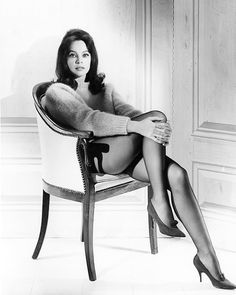 Leslie Caron , born 1 July 1931,is a French film actress and dancer who appeared in 45 films between 1951 and 2003. Her autobiography Thank Heaven, was published in 2010 in the UK and US, and in 2011 in a French version.