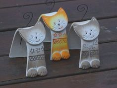 We think you might like these Pins Clay Art Projects, Polymer Clay Projects, Diy Clay, Ceramic Clay, Ceramic Pottery, Slab Pottery, Polymer Clay Cat, Clay Cats, Pottery Animals