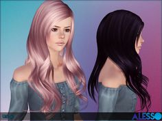 Link to Teen to Elder Alesso- Urban Hairstyle:  http://www.thesimsresource.com/downloads/details/category/sims3-hair-hairstyles-female/title/alesso--urban-hair/id/1219495/