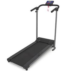 600W Fitness Electric Folding Treadmill Portable Motorized Running Machine. List Price: $299.95 Price: $174.95 You Save: $125.00 (42%)