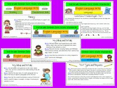 The AmazingClassroom.com Blog: Just Added - 2nd Grade English Language Arts Common Core State Standards