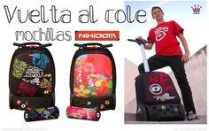 ♥ NIKIDOM ROLLER La mochila para la Vuelta al Cole que no pasa desapercibida ♥ : ♥ La casita de Martina ♥ Blog de Moda Infantil, Moda Bebé, Moda Premamá & Fashion Moms
