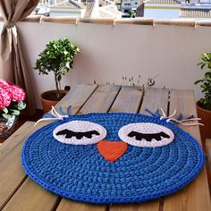 Mira este artículo en mi tienda de Etsy: https://www.etsy.com/es/listing/511092887/alfombra-infantil-de-trapillo-modelo