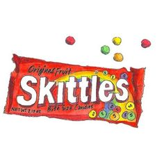 Skittles!!! - - What's ur fave color of skittles?