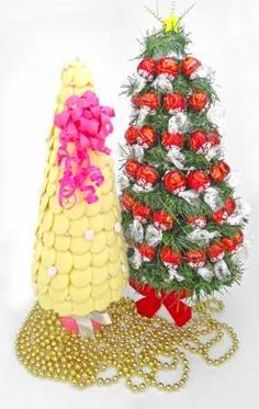 Sweet trees, Easter chick and How to make an