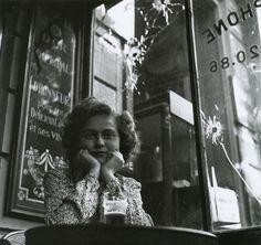 Lee Miller Mlle. Christiane Poignet, law student, Paris, 1944 From Lee Miller's War